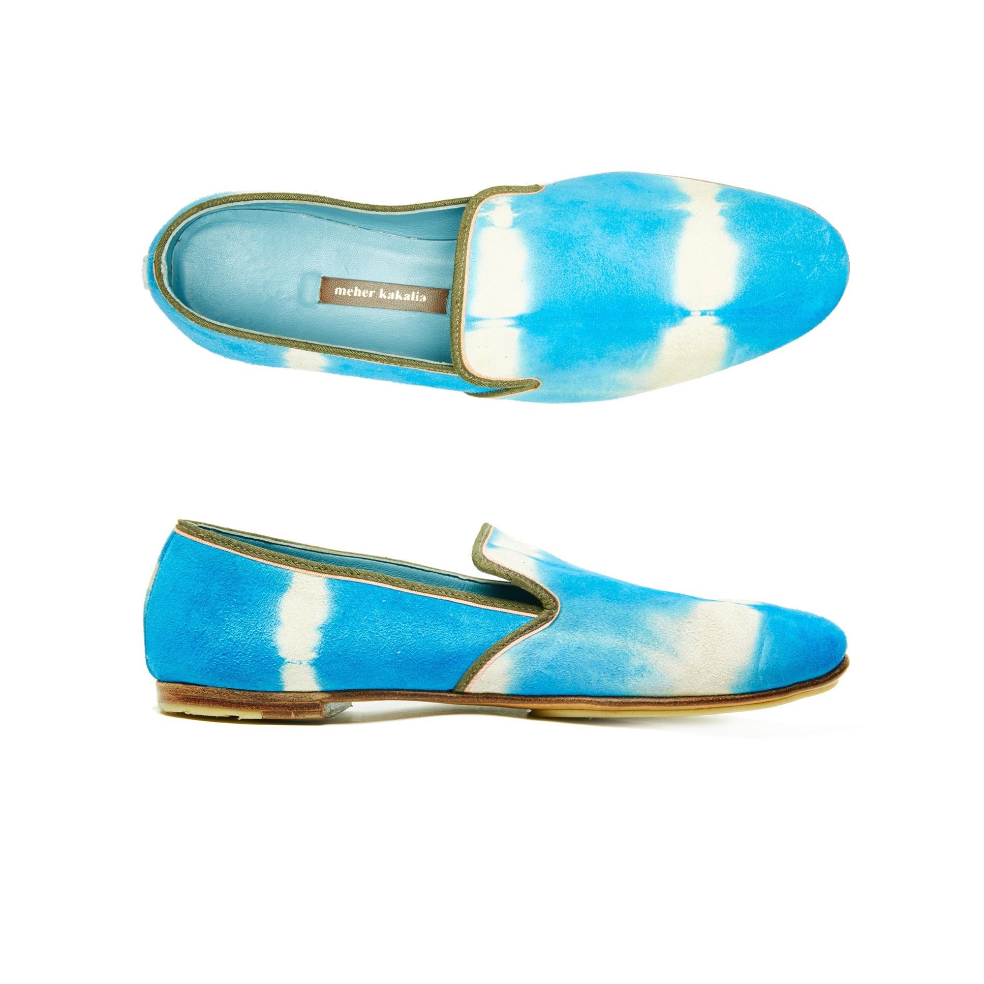 JAVA MOCCASIN - td ivory blue